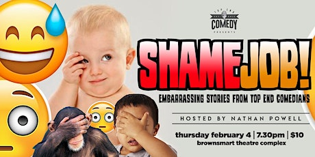 Shame Job presented by Top End Comedy tickets