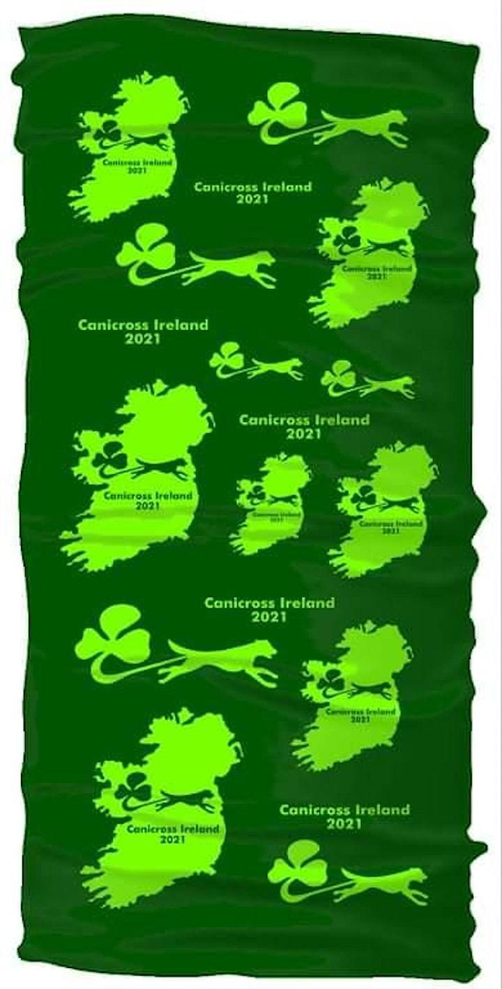 Around Ireland challenge image