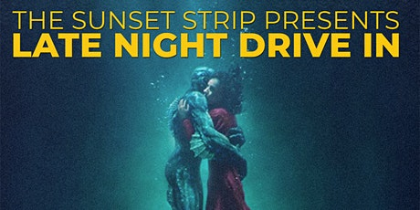 Shape of water | Late Night Drive In tickets