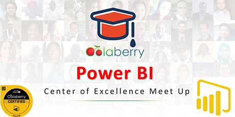 Power BI Center of Excellence Meetup tickets