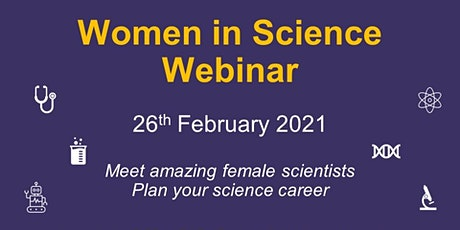 Part Two: Women in Science Career Q&A tickets