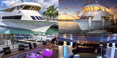 #SAVAGE MIAMI YACHT PARTY #1 tickets