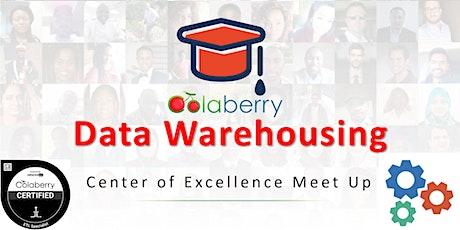 Data Warehousing Center of Excellence Meetup tickets