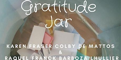 Gratitude Jar tickets
