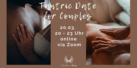 Tantric Date for Couples Tickets
