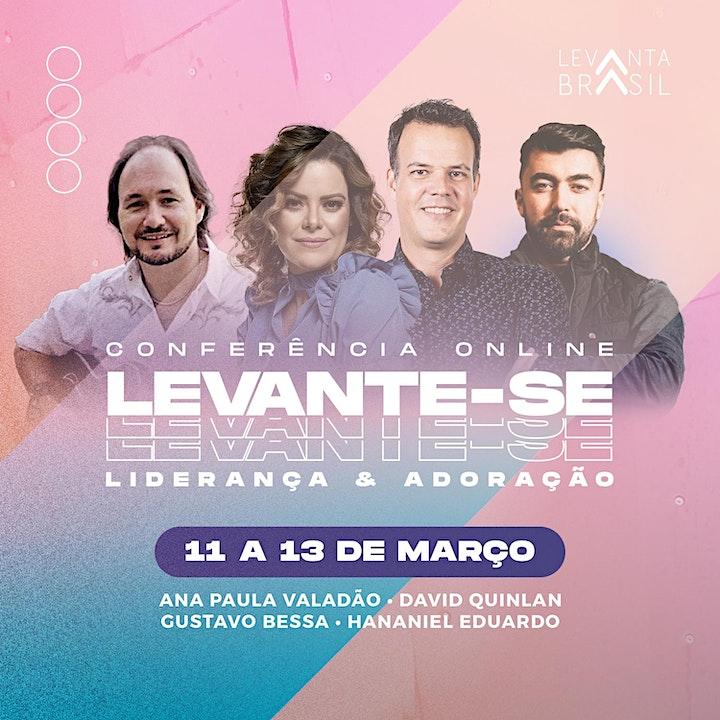 LEVANTE-SE Confêrencia Online image