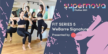 WeBarre Signature tickets