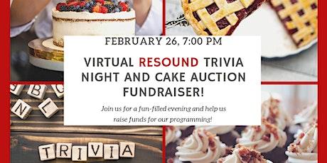 Trivia and Cake Night tickets