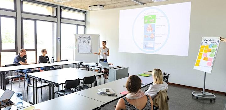 2021 St. Gallen Unconference image