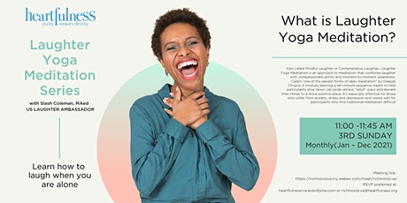 Laughter Yoga Meditation Series tickets