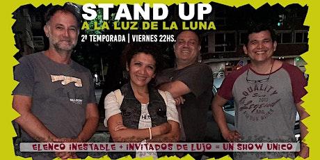 Stand Up A La Luz De La Luna (2ª Temporada) entradas