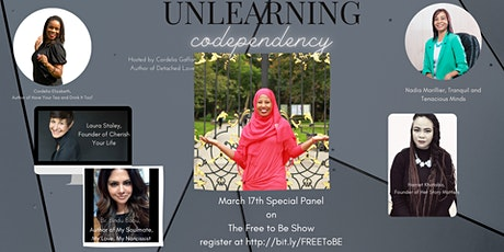 Unlearning Codependency: Life Beyond Toxic Relationships tickets