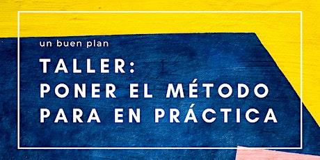 Taller sobre el método PARA de Tiago Forte: organiza tu información digital boletos