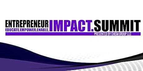 Entrepreneur IMPACT. Summit tickets