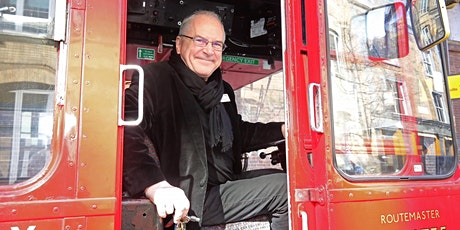 Sir Peter Hendy - Fifty Years in Public Transport tickets