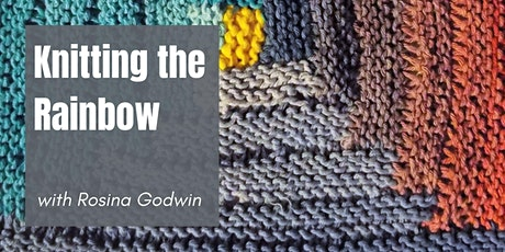 Knitting the Rainbow tickets