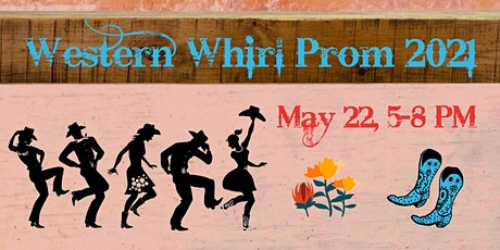 Western Whirl Prom 2021 tickets