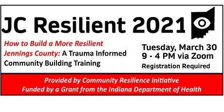 JC Resilient 2021 - A Resilience Building Training for Jennings County tickets