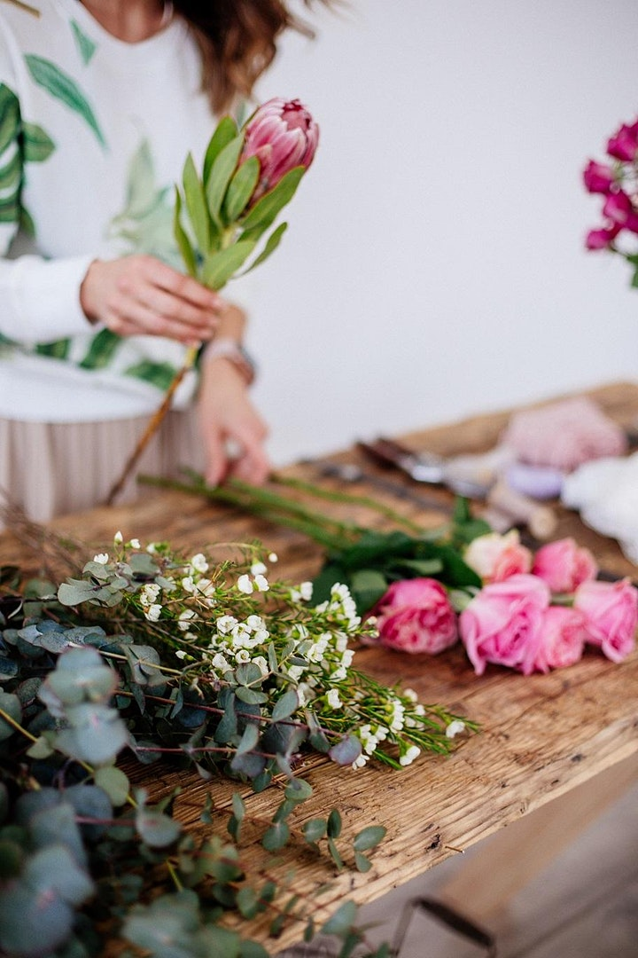 Build your own bouquet image