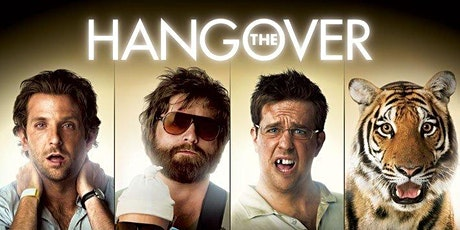 The Great  Drive-In  Cinema - Movie Night-  The Hangover tickets