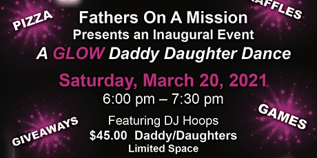 Virtual GLOW Daddy Daughter Dance tickets
