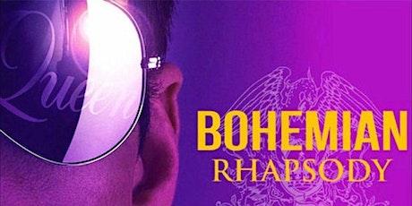 The Great Drive-In  Cinema  Movie Night  -Bohemian Rhapsody tickets