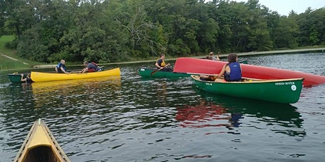 August 7, ORCKA Basic 1-2 (tandem) Canoeing Certification tickets