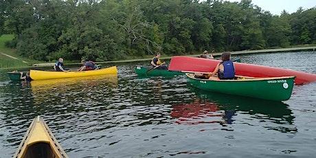 September 4, ORCKA Basic 1-2 (tandem) Canoeing Certification tickets