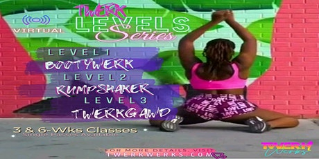Virtual Levels All Dance Series tickets