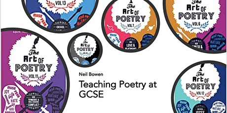 Teaching poetry at GCSE tickets