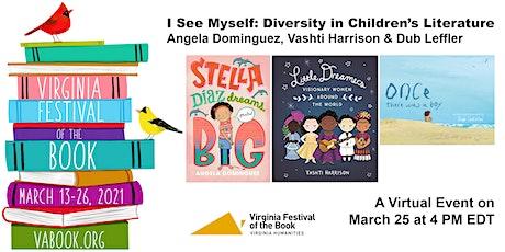 I See Myself: Diversity in Children's Literature tickets