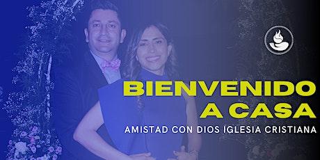 Servicio de Adoración en Amistad con Dios Iglesia Cristiana entradas