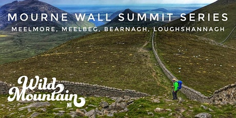 Mourne Wall Summit Series - Hike 1-Slieve Meelmore to Slieve Loughshannagh tickets
