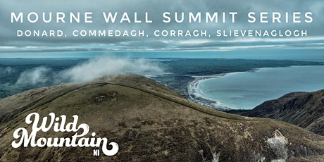 Mourne Wall Summit Series - Hike 3 - Slieve Donard to Slievenaglogh tickets