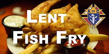 Knights of Columbus Lent Fish Fry tickets