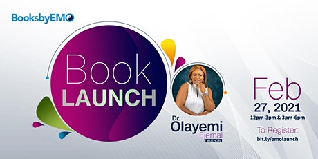 Dr Ejemai Olayemi - 8 Books in One Day #BookLaunch biglietti