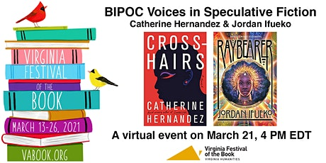 BIPOC Voices in Speculative Fiction tickets