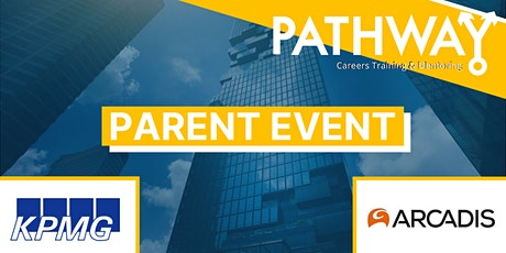 Careers for your Child - Parent Event with KPMG & Arcadis tickets