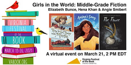 Girls in the World: Middle-Grade Fiction tickets
