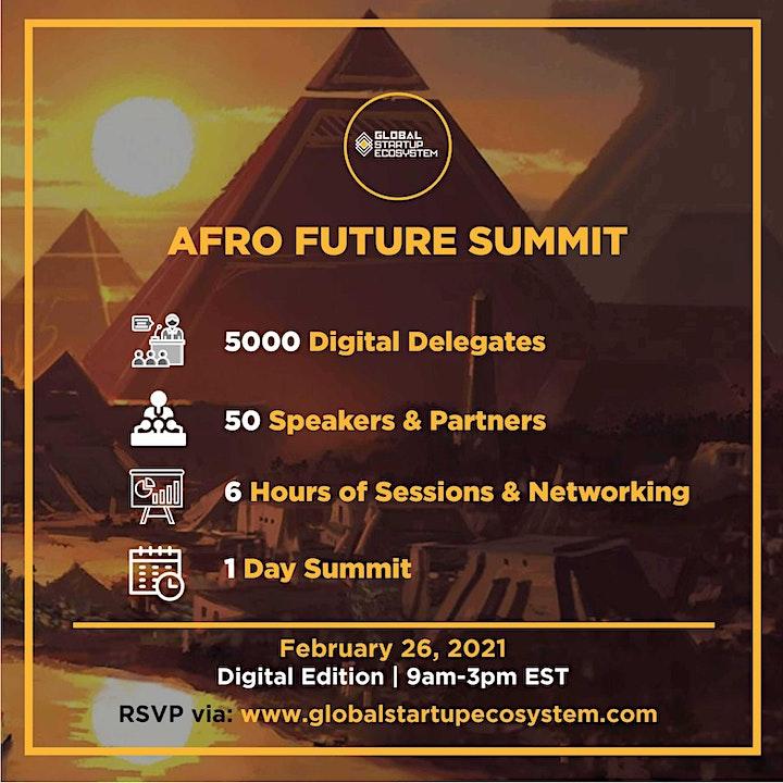 Afro Future Summit 2021 image