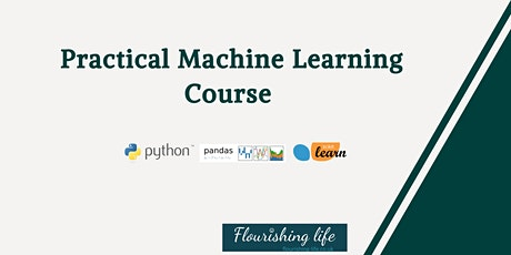Practical  Machine learning course with PYTHON  - Instructor-led class tickets