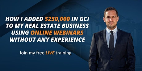 Double Your Income Coaching LIVE w/ Billion Dollar Producer Brad De Walle tickets