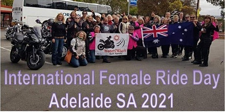 International Female Ride Day SA 2021 tickets