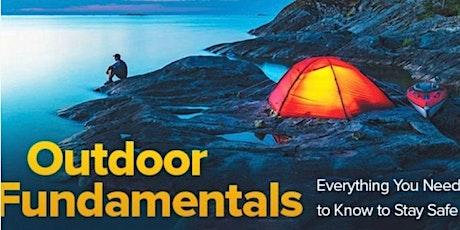 Free Outdoor Wilderness Safety Workshop tickets