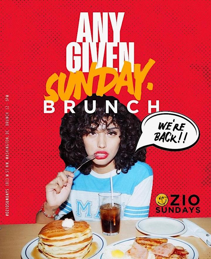 OZIO BRUNCH & DAY PARTY image