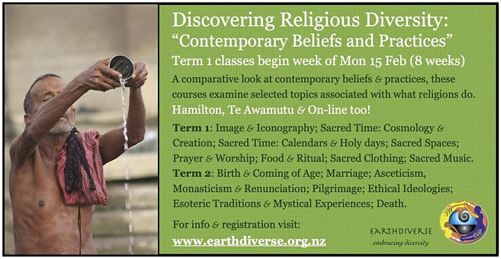 Discovering Religious Diversity series: Contemporary Beliefs & Practices image
