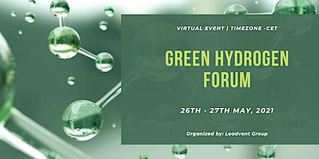 Green Hydrogen Forum tickets