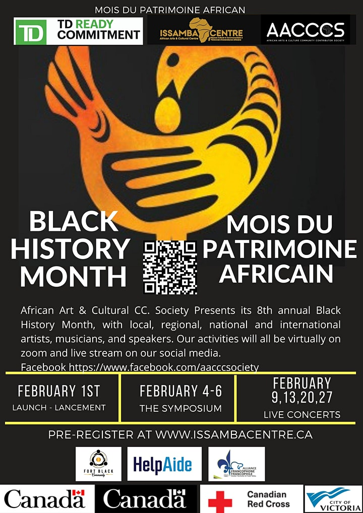 Black History Month 2021 -THE SYMPOSIUM image
