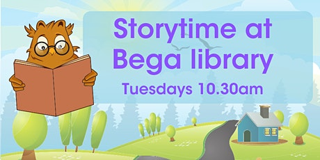 Tuesday Storytime at Bega Library tickets