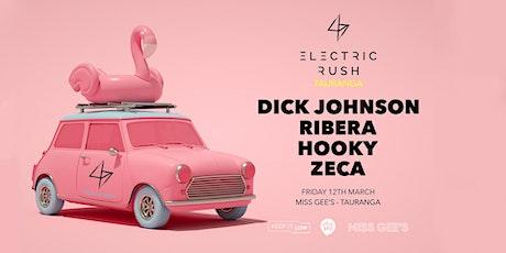 Electric Rush Tauranga tickets